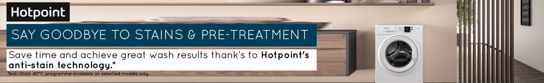 Hotpoint - Laundry - Category - Above - September 2020