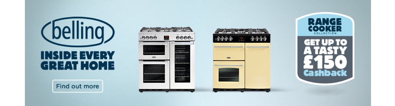 Belling Range Cookers Offer