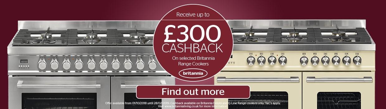 Britannia Cashback