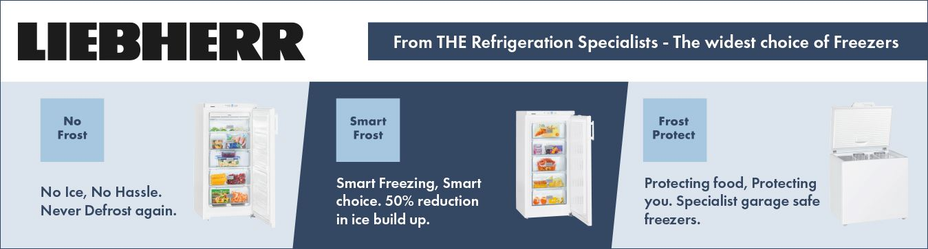 Liebherr Freezers Winter 2019