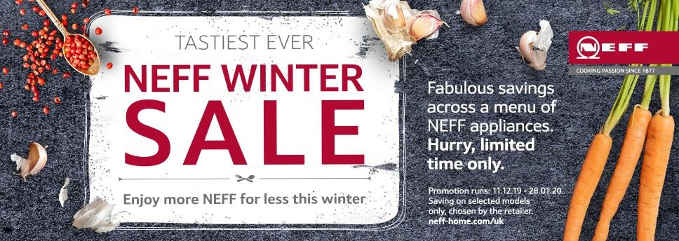 Neff Winter Sale 2019-2020