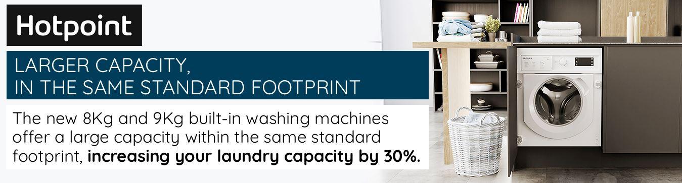 Hotpoint Laundry Spring 2020