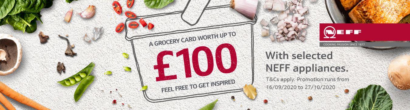 Neff Grocery Card Offer Sept 2020