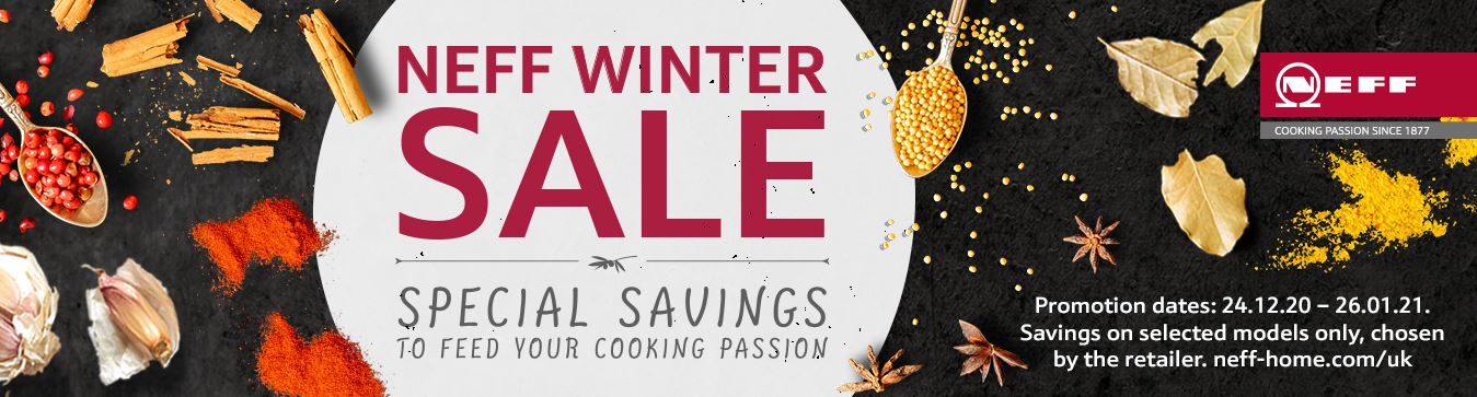 Neff Winter Sale 2021