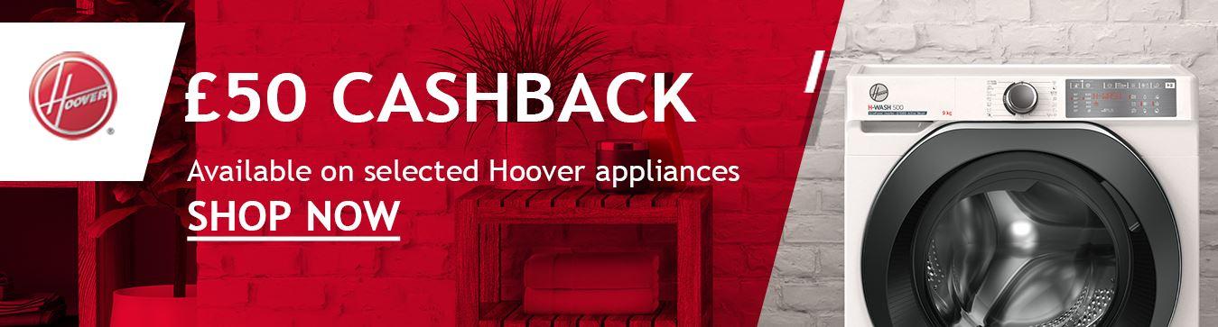 Hoover Cashback