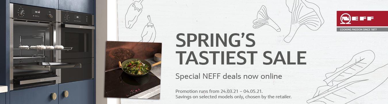Neff Spring Sale 2021