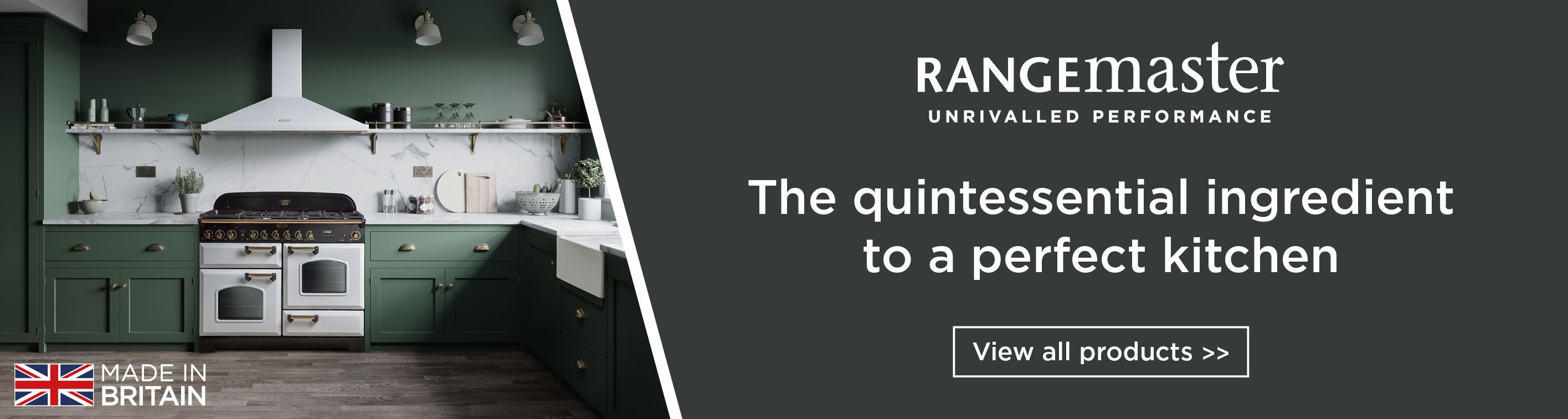 Rangemaster homepage banner Aug 2021
