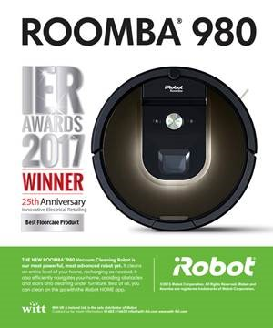 Irobot Awards