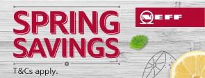 Neff Spring Savings