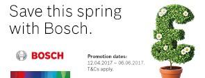 Bosch Spring Offers