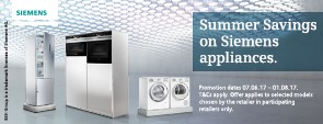 Summer savings siemens