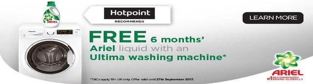 Free Ariel Hotpoint
