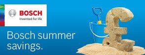 Bosch summer offers