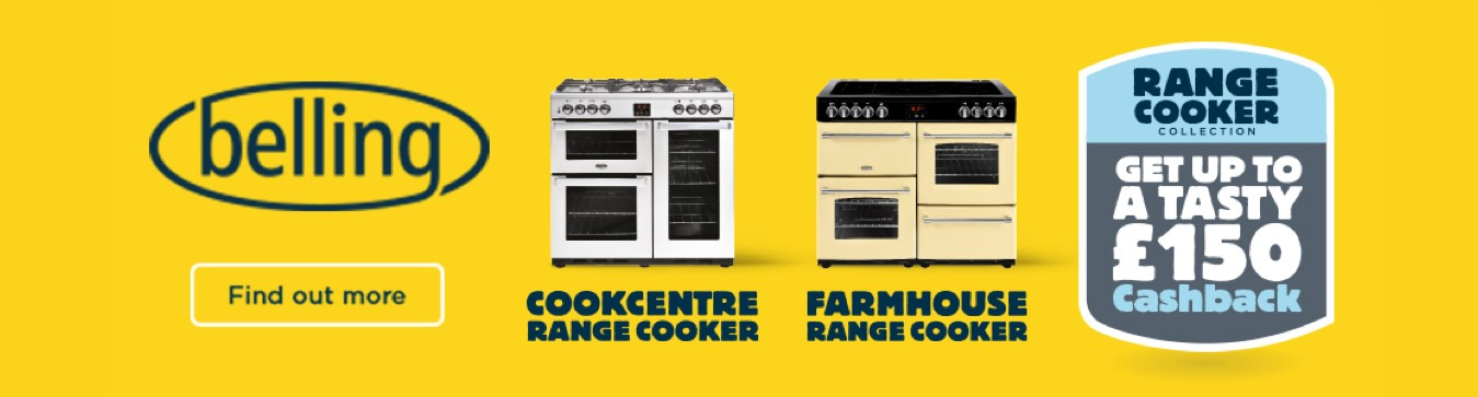 Range cooker offer belling