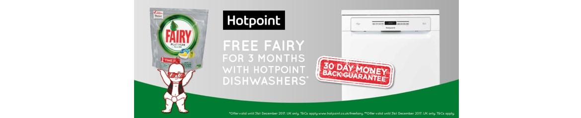 Hotpoint Fairy Offer