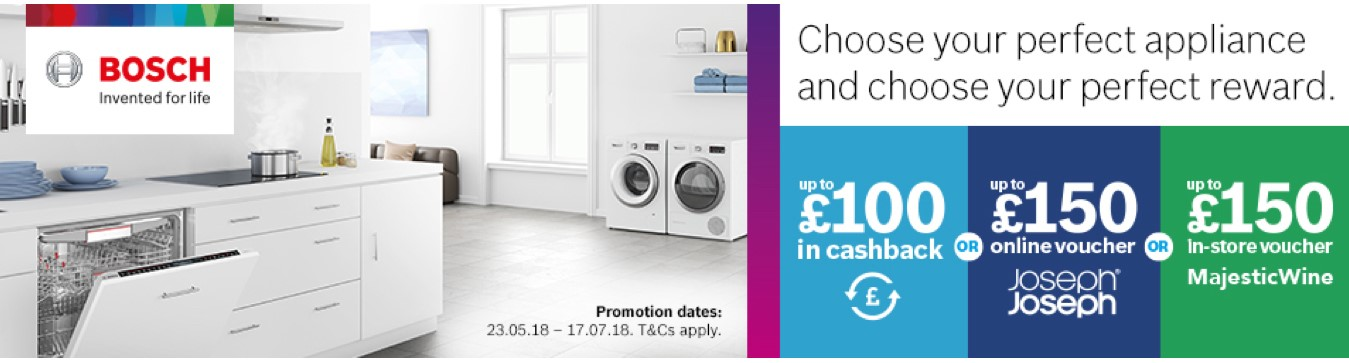 Bosch SUmmer offer