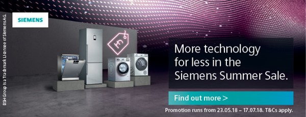 Siemens Summer Offer