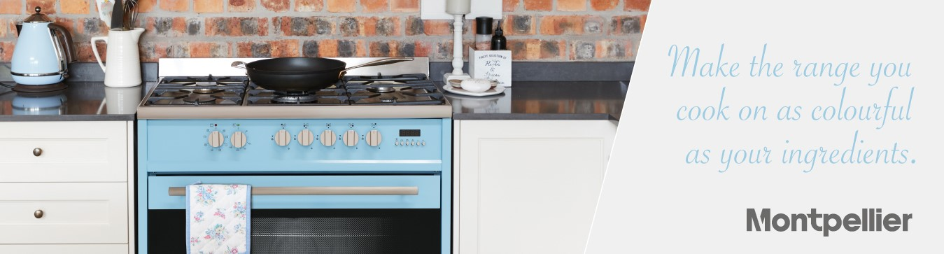 Montpellier range cookers