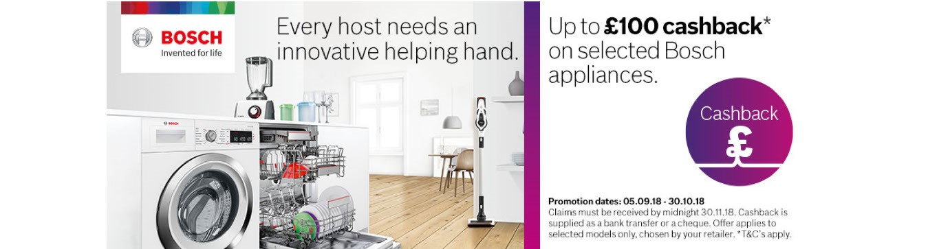 Bosch Autumn Offers