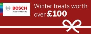 Bosch winter offer
