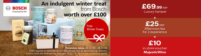 Bosch winter offer