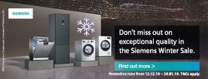 Siemens winter offer