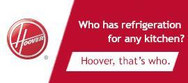 Hoover - Fridge Freezer - Product Listing Top