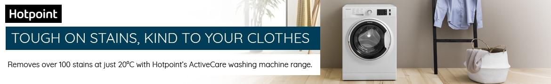 Hotpoint Laundry & Washing Machine Category