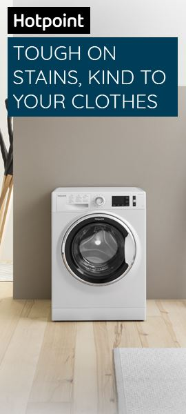 Hotpoint Washing Machines - Product Listing Bottom