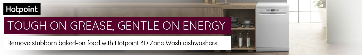 hotpoint dishwasher in kitchen