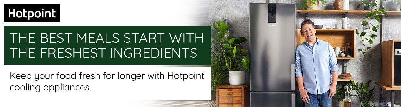 Hotpoint Cooling July Homepage