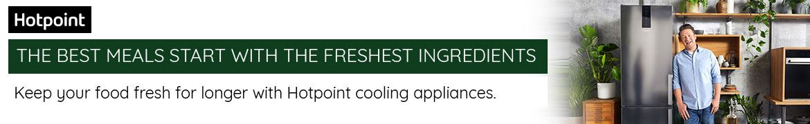 Hotpoint Cooling Thin Banner