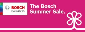 Bosch Summer mini 2019