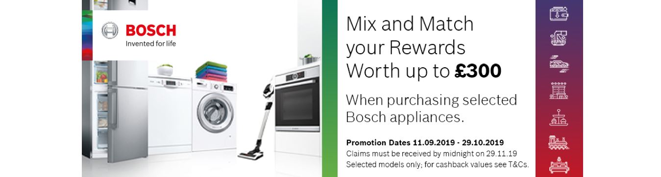 bosch choices 2019