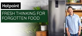 Hotpoint Fresh Thinking - Top