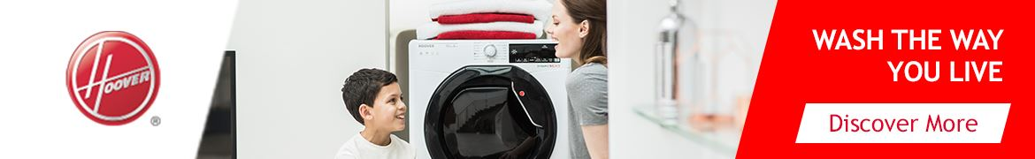 Hoover Washing Machines Wash the Way You Live