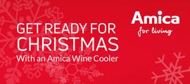Christmas Amica Wine Coolers