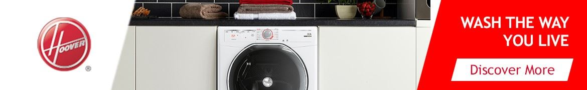 Hoover Tumble Dryer Banner Winter 2019