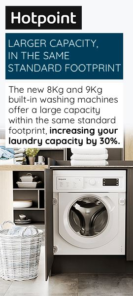 Hotpoint Washing Machine BF Banner - April 2020