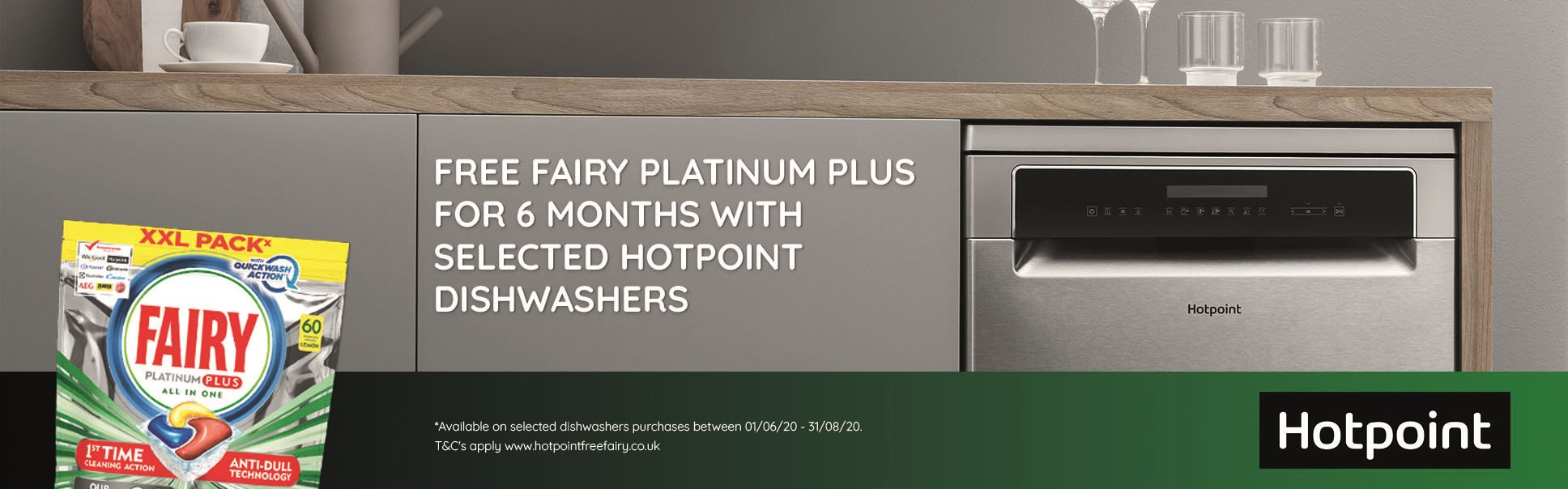 Hotpoint - Fairy Promotion