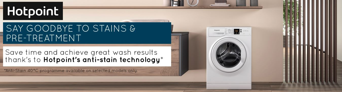 Hotpoint - Laundry - Home - September 2020