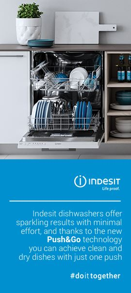 Indesit Push and Go