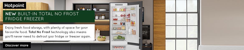 Hotpoint Fridge Freezer Below fold June 2021