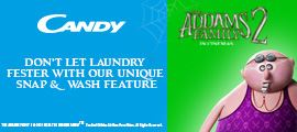 Candy Laundry Small Banner above below the fold Oct
