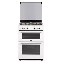 Stoves SDF60DO in white Swansea