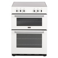 Stoves SEC60DO in white Exmouth
