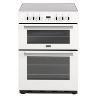 Stoves SEC60DOP in white Exmouth