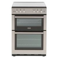 Stoves SG60DO in stainless steel Devon