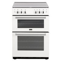 Stoves SG60DO in white Devon