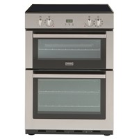 Stoves SE60MFPTi in stainless steel Exmouth